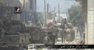 Погледајте како сиријска армија масовно уништава на хиљаде џихадиста у борбама у Хами (видео 18+) 2