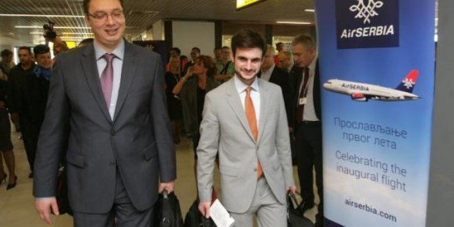 Држава опет поклонила 21 милион евра Ер Србији 1