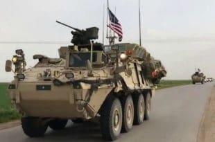 Американци поставили тенкове између градова Кобани и Камишли – да спрече турско-курдски рат