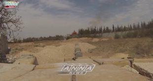 Сирија: тенковски напад у Дараји 28. април 2017.год (видео) 5