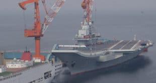 Кина изградила други носач авиона (видео)