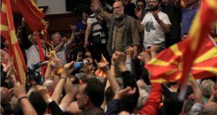 Москва: Македонска опозиција је 27. априла покушала да насилно преузме власт у земљи