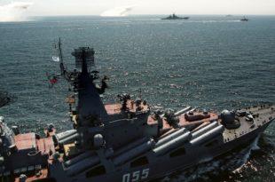Путин: Ратни бродови Русије биће присутни у свим стратешким зонама светског океана