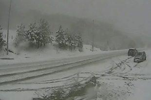 Снежна мећава захватила БиХ