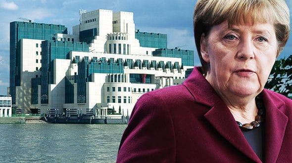 Меркелова из леђа немачких обавештајаца подноси рапорте британским обавештајцима?!