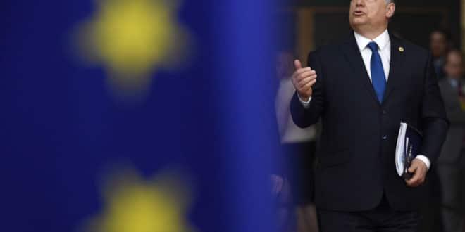 """Виктор Орбан – """"непријатељ ЕУ"""" 1"""