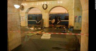 Терористички напад на метро у Санкт Петербургу финансиран из – Турске