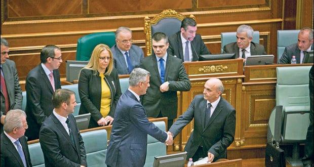 Тачи игра на шверцера хероина и Вулиновог пулена Јаблановића?