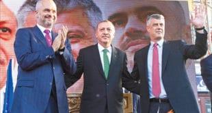 Ердоган преко шиптара гура идеју Велике Албаније уз помоћ које припрема турску експанзију на Хелм у само залеђе Грчке