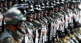 Дан Сунца – Војна парада Северна Кореја 2017. (видео)