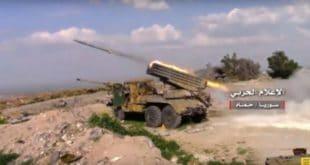 Војска Сирије у офанзиви: Хама готово ослобођена (видео)