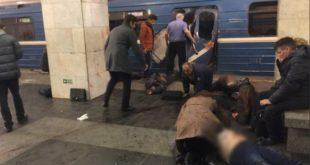 Санкт Петербург: 10 мртвих, више од 50 рањених у експлозији бомби на метро станицама 6