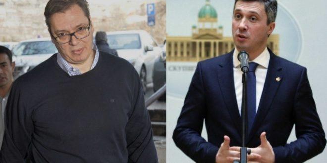 Обрадовић: Вучић се плаши гласања у РИК-у 1