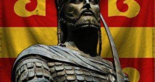 Последњи римски цар Константин Драгаш Палеолог, по мајци Србин 10