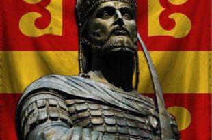 Последњи римски цар Константин Драгаш Палеолог, по мајци Србин