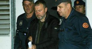 Црна Гора: Бивши комадант жандармерије, Братислав Дикић, осуђен на 8 година робије