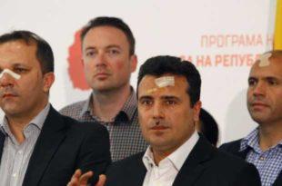 Заев не одустаје: Хоће владу са Албанцима 5