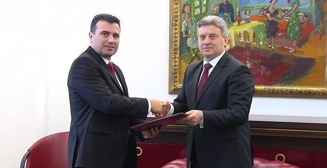 Иванов добио гаранције Заева и припремио одлуку о мандатару 1