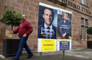 Eвропа у гласачкој кутији Француске