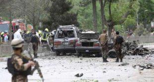 Напад на конвој НАТО-а у центру Кабула (видео) 10