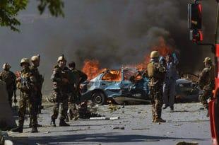 Камион пун експлозива у Кабулу убио 90, а ранио 380 људи - напад испред амбасаде Немачке