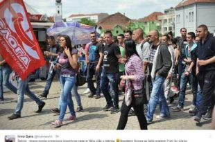 У Књажевцу прети да прокључа, више од 1500 људи шетало градом!