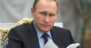 Путин: Неприхватљиво радити у супротности са интересима суверених држава и примењивати политику двоструких стандарда