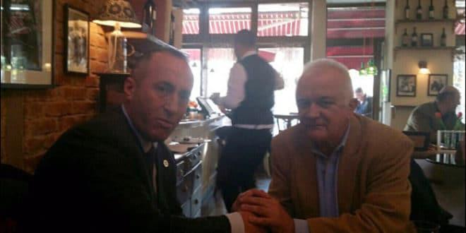 Харадинај директно присутан на српској политичкој сцени