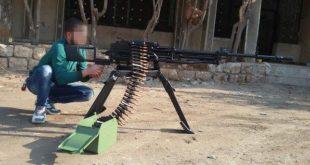 Како је српски митраљез завршио у рукама сиријских терориста (фото, видео) 9