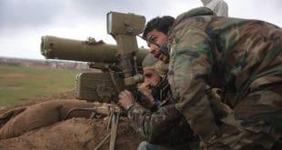 Сиријска армија напредује према границама са Јорданом и Ираком