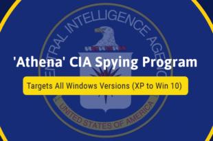 WikiLeaks раскринкао технологију Athena помоћу које CIA улази у туђе компјутере