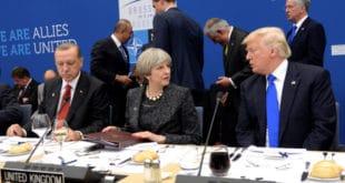 НЕМАЧКИ МЕДИЈИ: Трамп и Ердоган, тешки гости за ЕУ