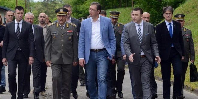 Војска Србије постаје Војска Југоимпорта
