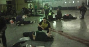 ОДМАЗДА: Нападач из Манчестера — Салфордов студент и либијски осветник 9
