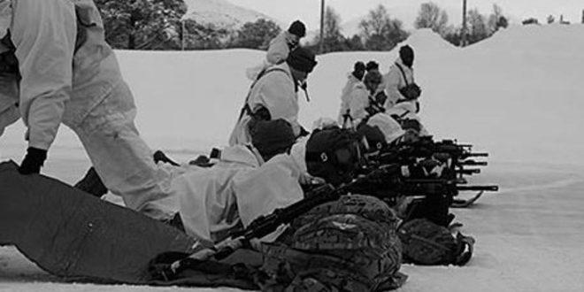 Амерички маринци се смрзли на руској граници, чизме им испадале из скија 1
