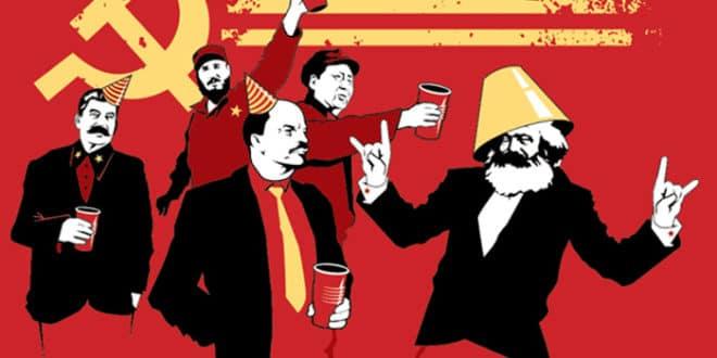 Теорија еволуције један је од стубова идеологије марксизма-лењинизма