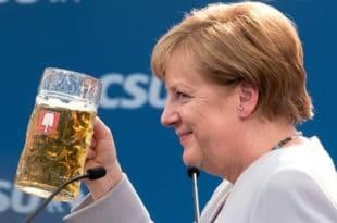 """Меркелова разочарана Трампом и Британцима поручила: Европа """"мора да узме своју судбину у своје руке"""" 7"""