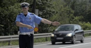 ОПРЕЗ! Најављује се појачана контрола полиције 7
