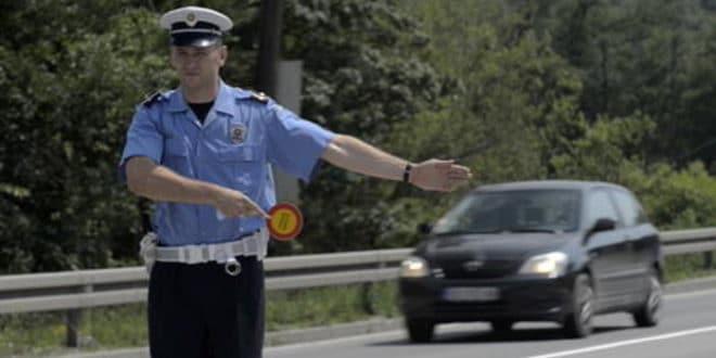 ОПРЕЗ! Најављује се појачана контрола полиције 1