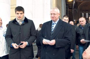Шешељ кандидује сина Александра за градоначелника Београда!