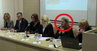 """ПА НИСУ ВАС БАШ СВИ ЗАБОРАВИЛИ! Зорана одакле """"чувена"""" Александра Дамјановић код тебе у министарству? 9"""
