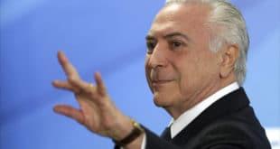 Бразил: Тужилац оптужио председника за примање мита