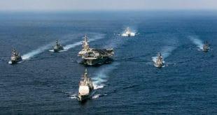 CNN: Пентагон распоредио бродове и авионе за напад на Сирију