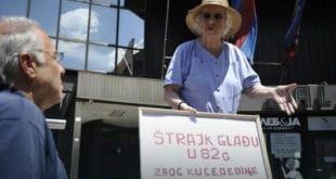 ГЕНЕРАЛ УДБЕ им отео кућу за свог шофера а данас у њој живи кер и послуга Ружице Ђинђић док она са 82 године ШТРАЈКУЈЕ ГЛАЂУ 7