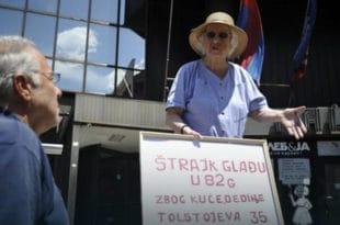 ГЕНЕРАЛ УДБЕ им отео кућу за свог шофера а данас у њој живи кер и послуга Ружице Ђинђић док она са 82 године ШТРАЈКУЈЕ ГЛАЂУ