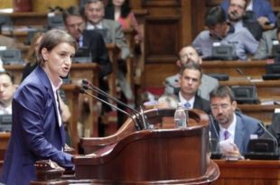 Содомит премијерка за мање од месец дана уништила 3 000 породица у Србији!