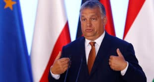 """Орбан љут: Европски парламент примењује """"Сорошев план"""""""
