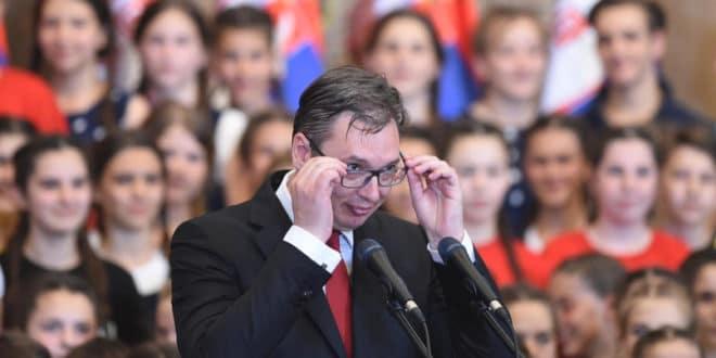 Немачки медији о СРБИЈИ и СРБИМА: Овце на звонце – МОНСТРУМ је шеф свега 1