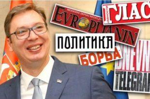 Србија пала за три места на листи медијских слобода Репортера без граница