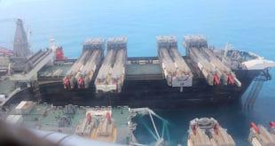 Почело полагање цеви за Турски ток у дубљим водама Црног мора – Путин притиснуо стартно дугме